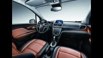 GM mostra crossover compacto Buick Encore em versão para a China