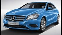 Preço oficial do novo Classe A é de R$ 99.900; veja itens de série