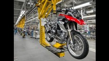 BMW GS com motor boxer chega a marca de 500 mil unidades produzidas