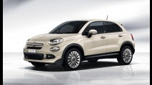 Vetado para o Brasil, Fiat 500X estreia com edição especial Opening Edition