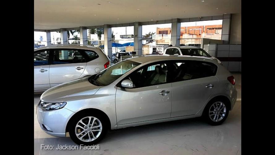 Exclusivo: Kia Cerato Hatch é confirmado para 2012 equipado com motor 2.0 de 156 cv