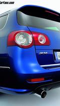 Volkswagen Passat R36 Unveiled