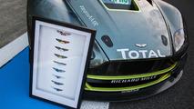 Logos Aston Martin WEC 2016