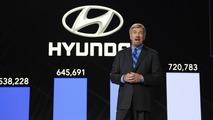 Hyundai CEO EUA