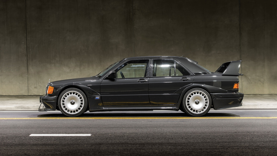 Low-mileage Mercedes 190 E Evolution II needs a new home