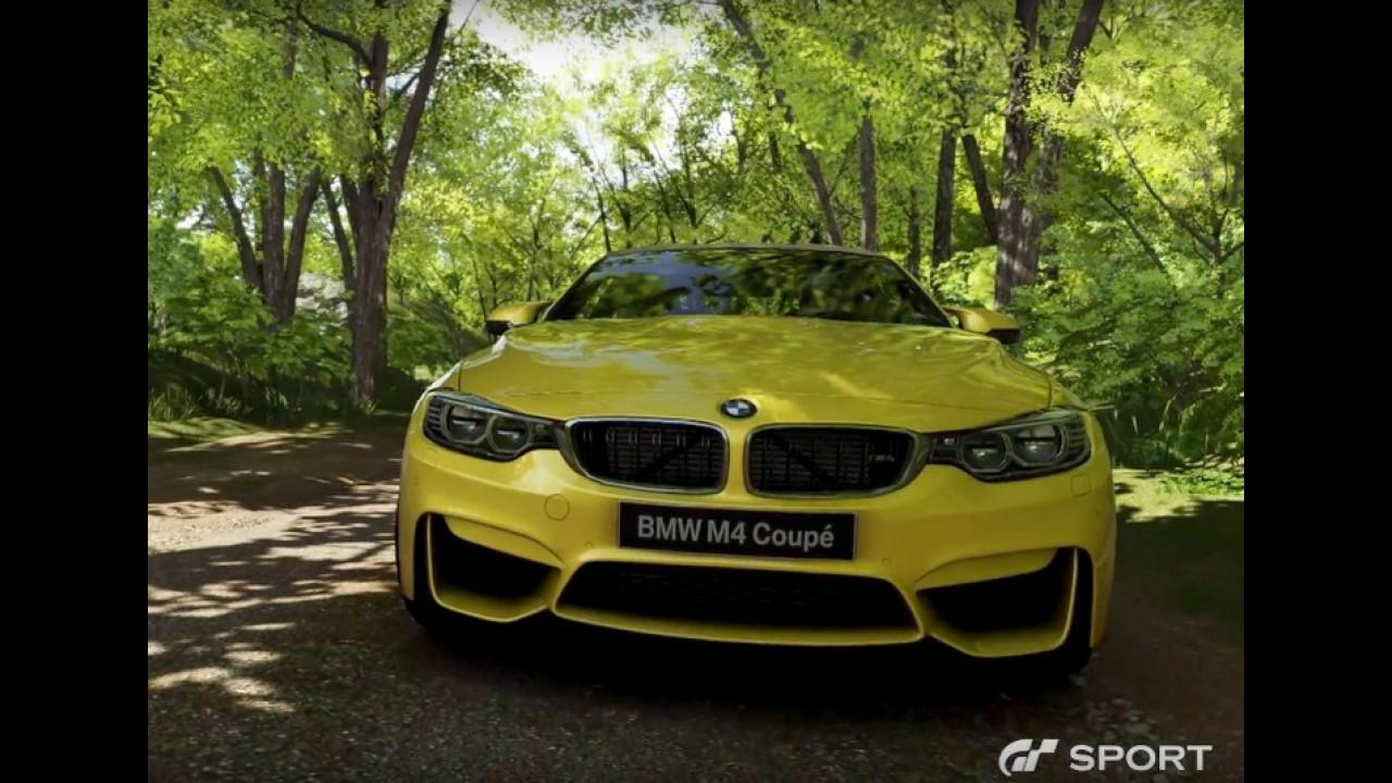 """Veja o 1º trailer do novo """"Gran Turismo Sport"""", que chega em novembro"""