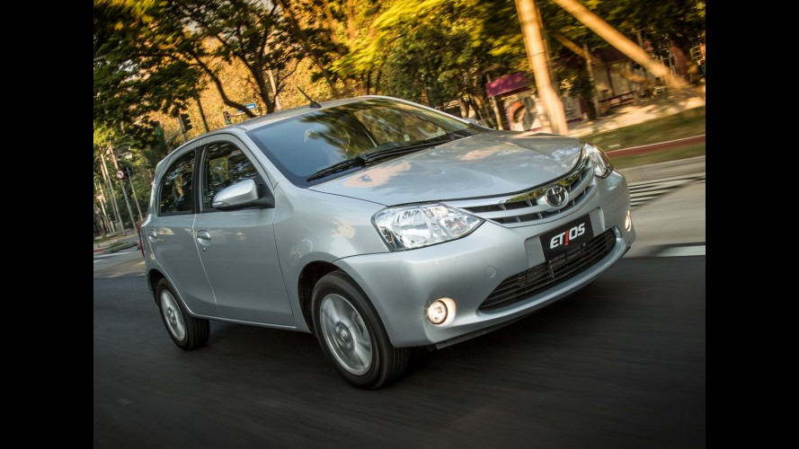 Toyota inicia produção dos novos motores 1.3 e 1.5 do Etios no Brasil