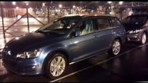 Flagra: nova perua VW Golf Variant já desembarca no Brasil