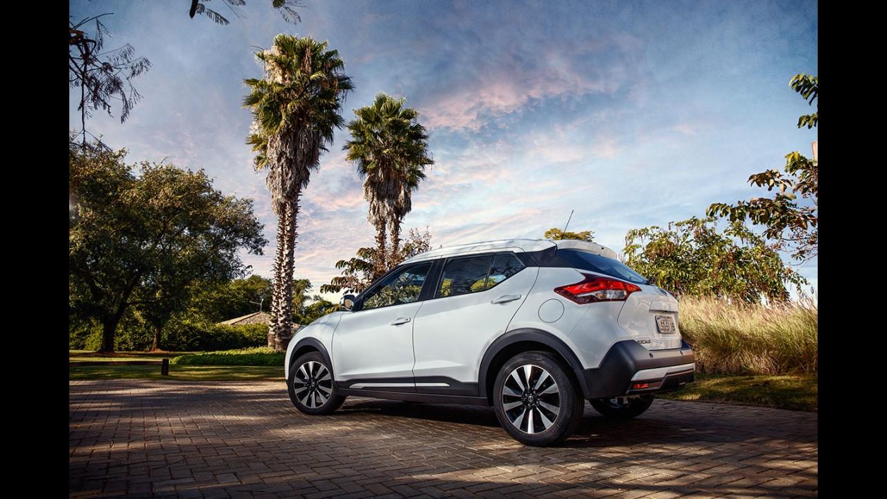 Nissan Kicks já bate Renault Duster e é quarto do segmento nas vendas de agosto