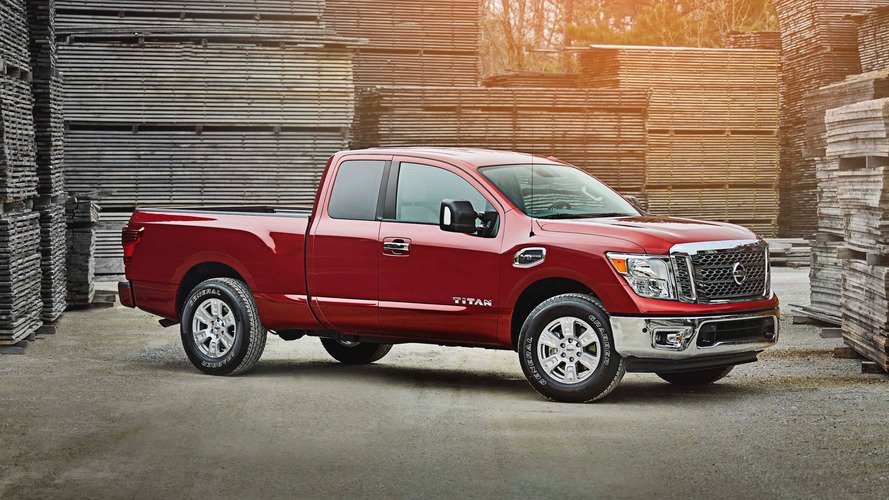 Nissan Titan King Cab Gets A Starting Price Of $32,550