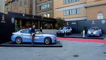 Alfa Romeo Giulia, Giulietta e Jeep Renegade - polícia