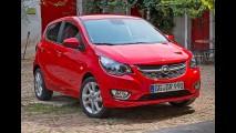 Genebra: Opel Karl estreia com motor 1.0 três cilindros que teremos no Brasil