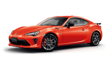 Toyota 86 Solar Orange Limited ve Limited High Performance Package