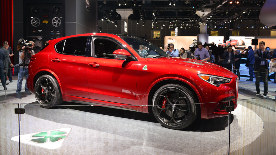 Alfa Romeo Stelvio Arrives This Summer For $42,990