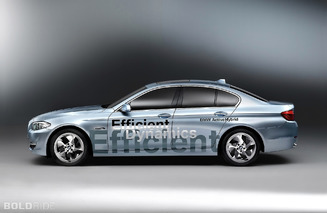 BMW Concept 5-Series ActiveHybrid