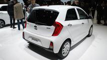 2015 Kia Picanto facelift at 2015 Geneva Motor Show