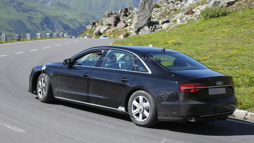 2017 Audi A8 expected to get e-turbo, OLED screens and gesture control