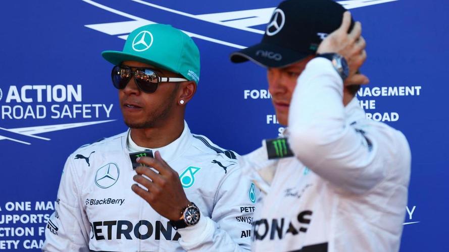 Hamilton declares Senna-style war on Rosberg