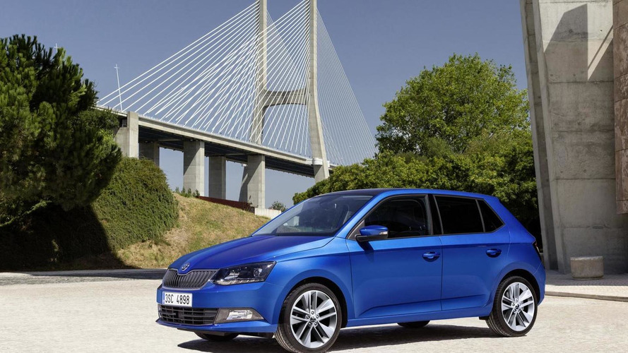 New Skoda Fabia detailed in 62 photos