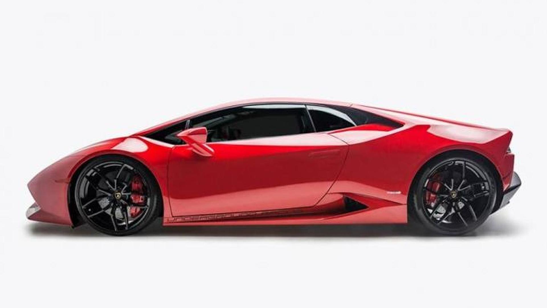 Тюнинг Lamborghini Huracan Biturbo от Underground Racing