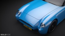 Huet Brothers Coupe Road Racer