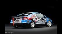 Honda Civic Si Coupe Bisimoto SEMA
