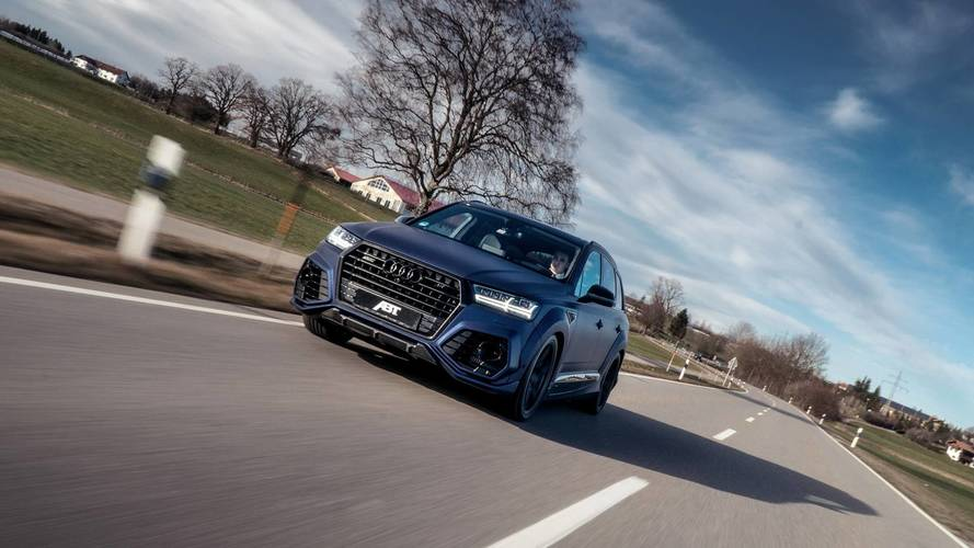 Audi SQ7 de ABT