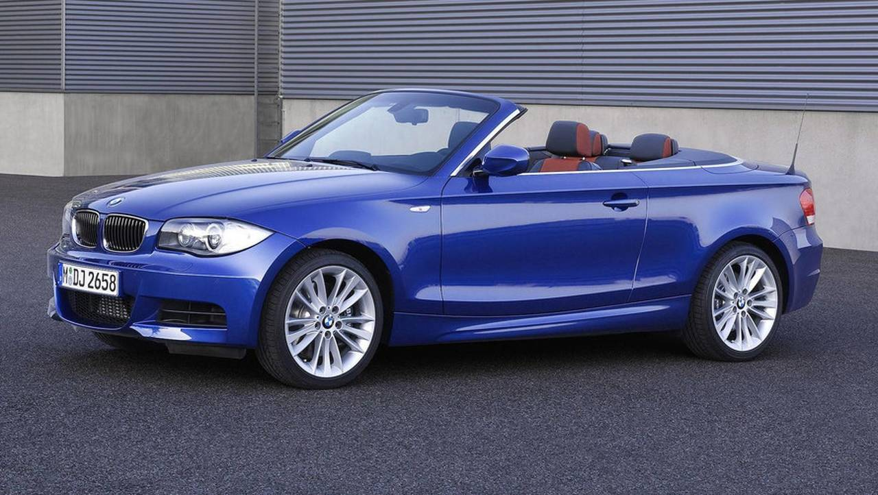 2008-10 BMW 135i Convertible