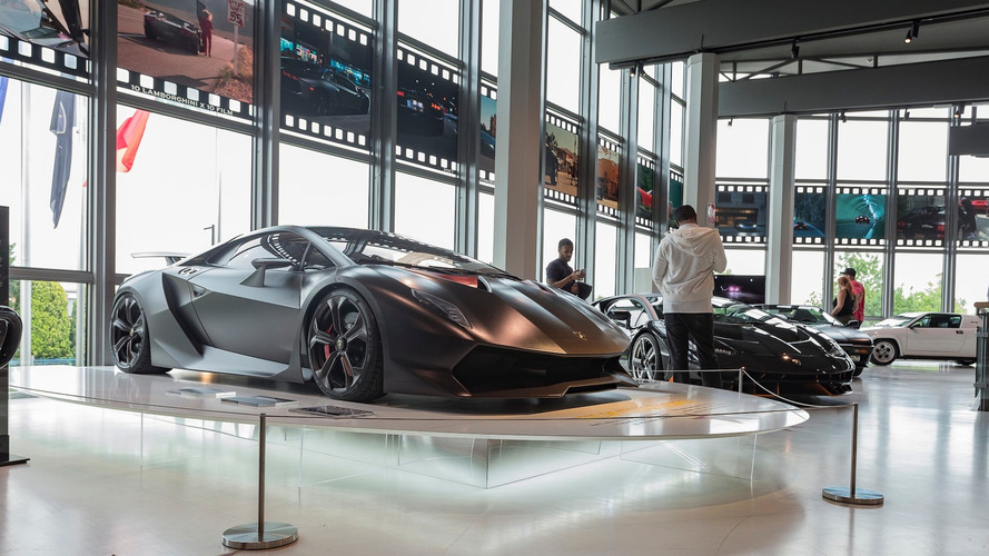 Lamborghini Celebrates Its Illustrious Film Career