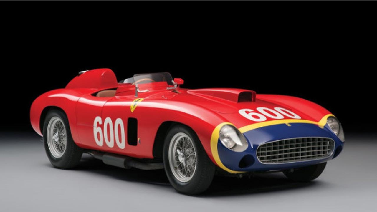 4. Ferrari 290 MM