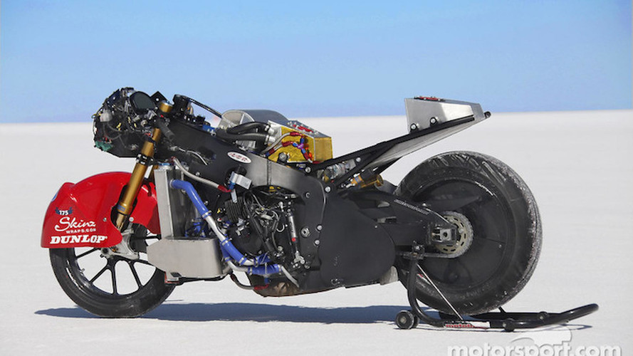 Meet The Man Who's Trying To Hit 300 MPH With A Sit-On Motorcycle