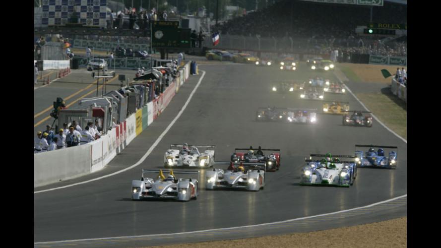 Il TDI Audi trionfa alla 24 Ore di Le Mans