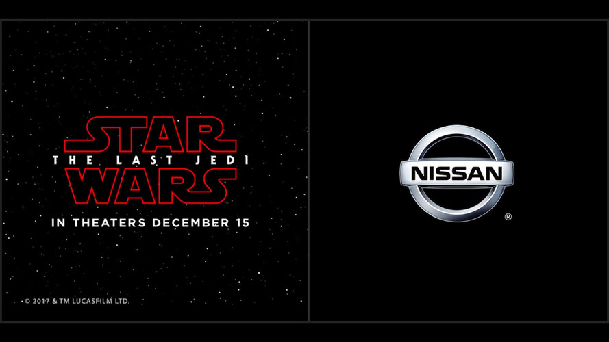 Nissan Continues Star Wars Support For The Last Jedi Film