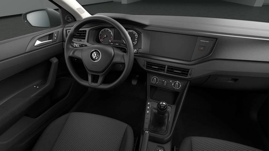 """Sokkolóan """"szegényes"""" lett az alap Volkswagen Polo utastere"""