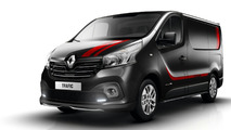 Renault spices up Trafic with Sport+ styling pack