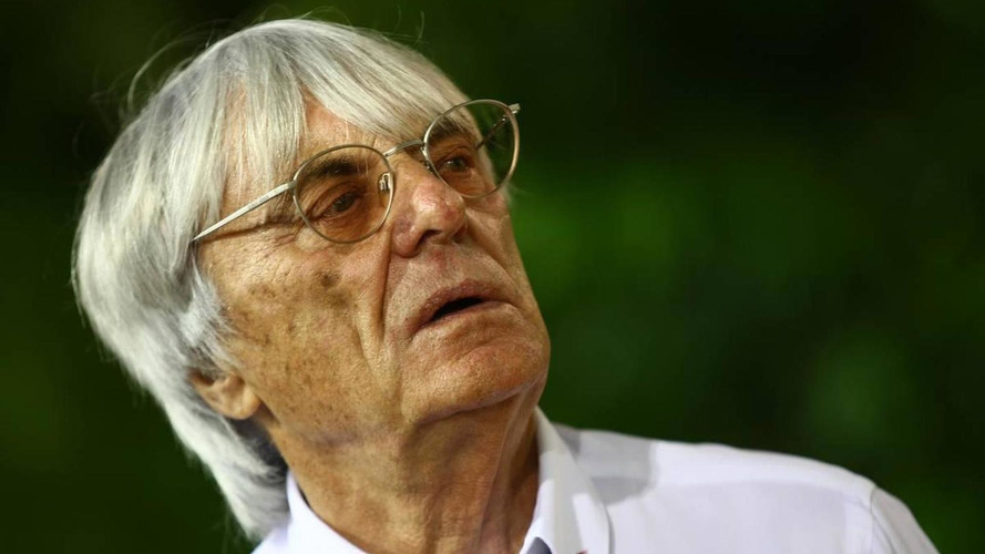 Ecclestone insists London GP plans 'no joke'