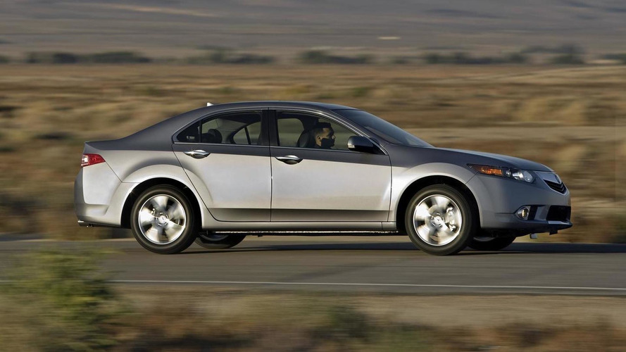 2011 Acura TSX facelift unveiled in L.A.