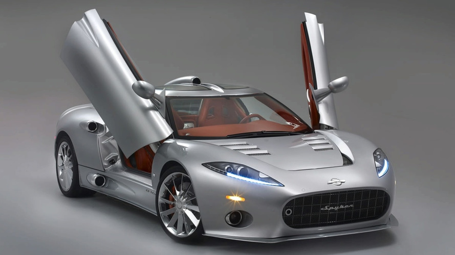 Spyker makes bid for Saab