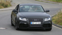Audi RS5 Spy Photo