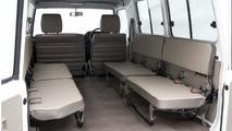 2007 Toyota LandCruiser 78 Troop Carrier 11-seat Workmate