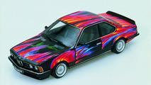 Ernst Fuchs (A) 1982 BMW 635 CSi art car - 1600