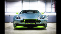Aston Martin Vantage GT8, nata dalle corse