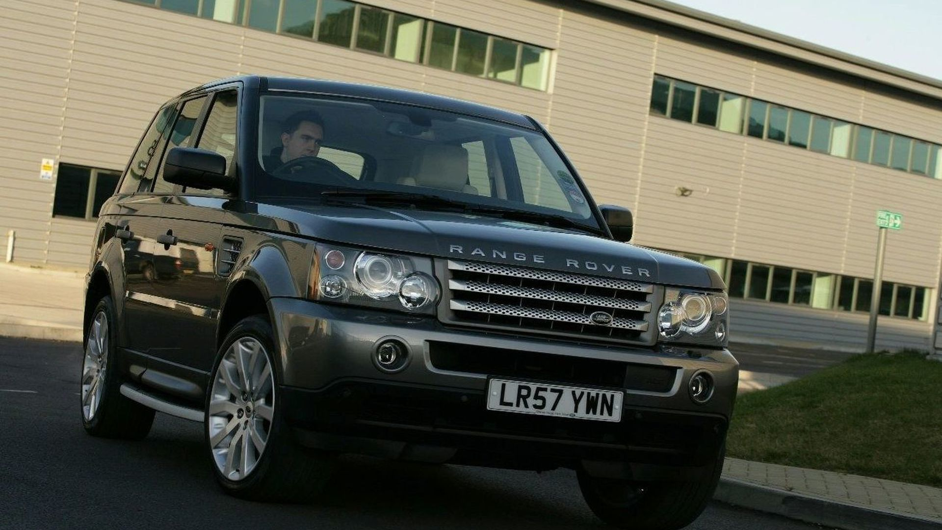 2008 range rover sport supercharged test drive. Black Bedroom Furniture Sets. Home Design Ideas