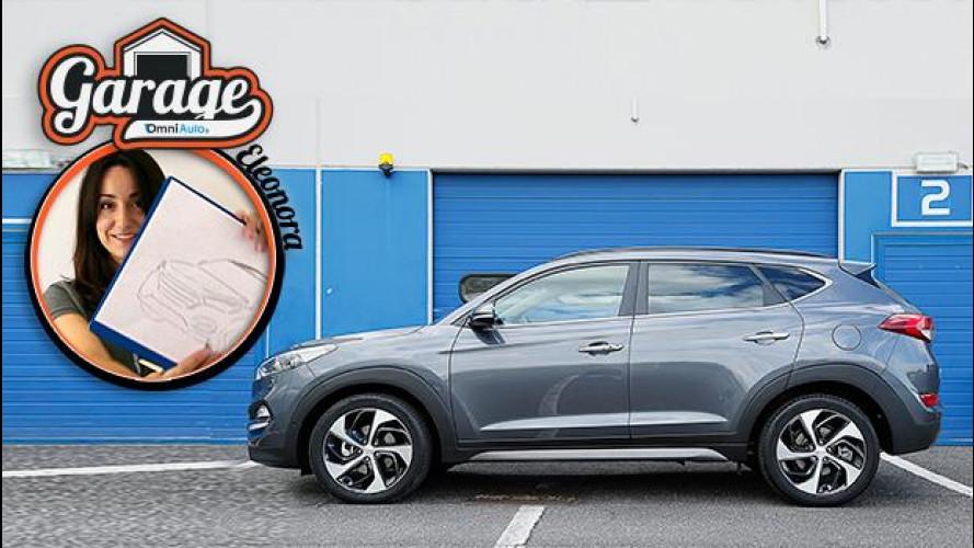 Hyundai Tucson, perché il design dei SUV piace [VIDEO]