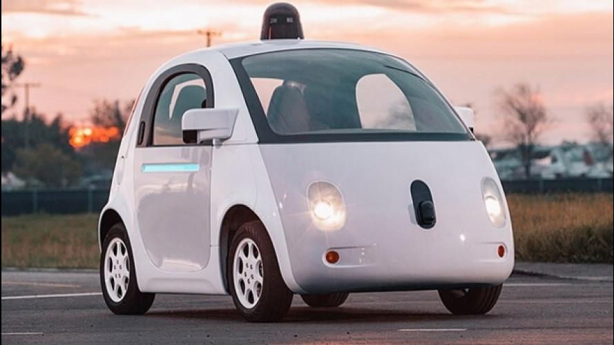 Google Car, va in pensione l'auto ovetto