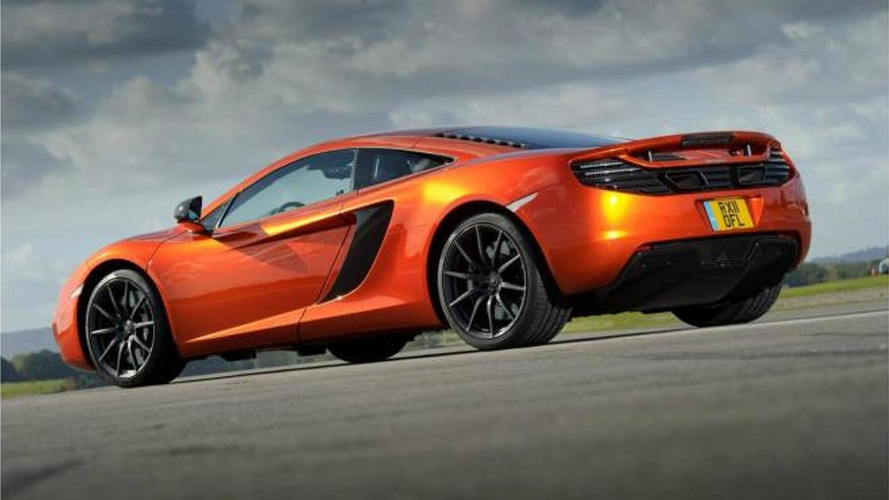 McLaren confirms entry-level model due in 2015