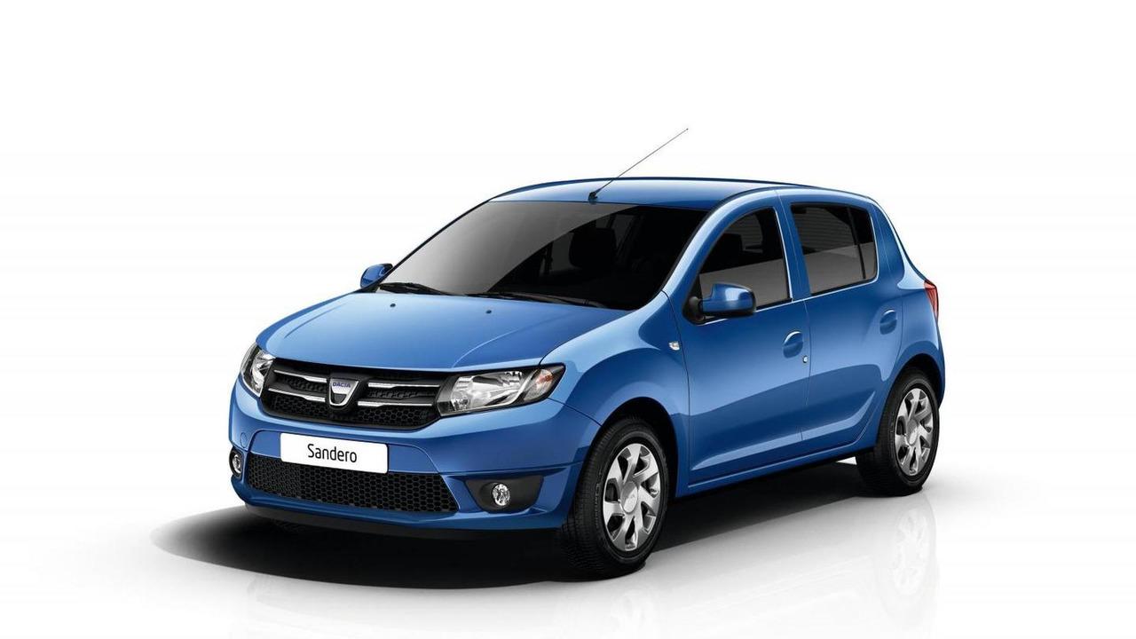 2012 Dacia Sandero