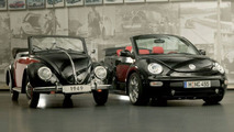 49'Beetle Convertible and New Beetle Convertible