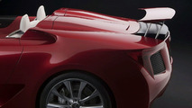 Lexus LF-A Convertible