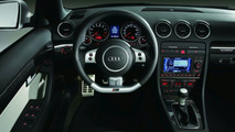Audi RS 4 Avant and Cabrio interior